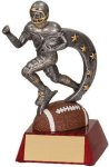 Football Action Star Resin Trophy Action Star Resin Trophy Awards