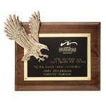 Soaring Eagle Plaque Eagle Awards