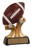 Football Shooting Star Resin Trophy Shooting Star Resin Trophy Awards